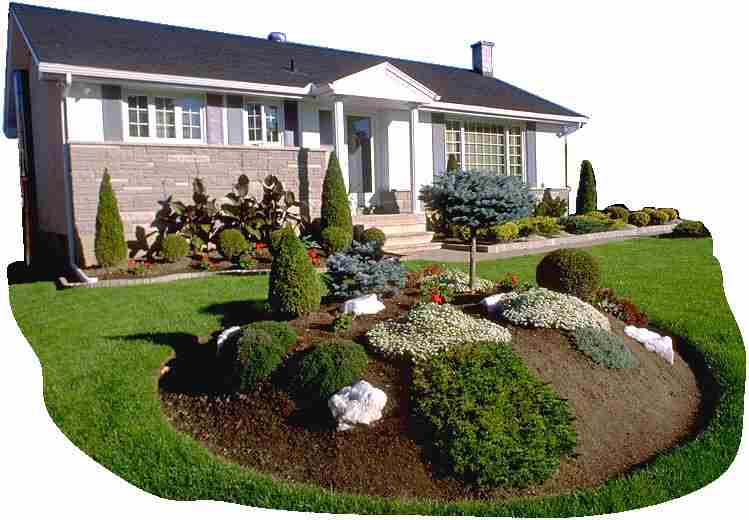 3 tips you need to know about landscape design thatsmygarden for Garden landscaping online